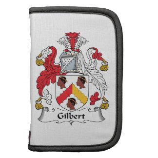 Escudo de la familia de Gilbert Planificadores