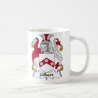 Escudo de la familia de Gilbert Taza De Café