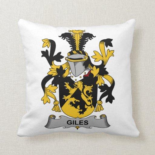 Escudo de la familia de Giles Cojines