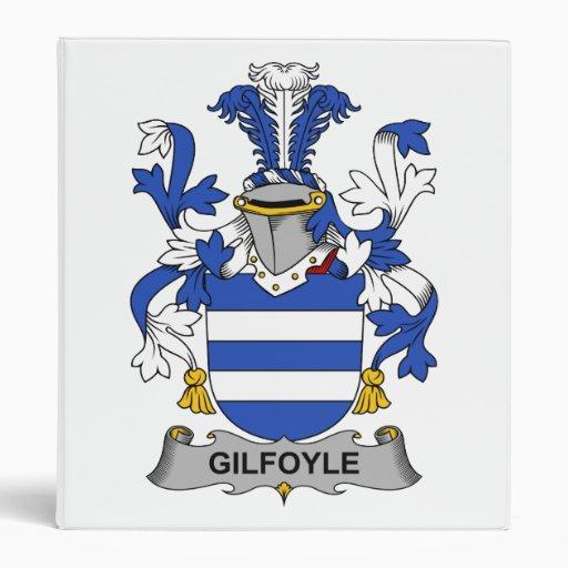 """Escudo de la familia de Gilfoyle Carpeta 1"""""""