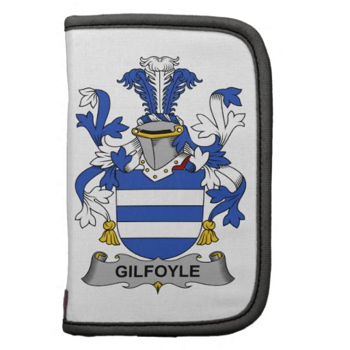 Escudo de la familia de Gilfoyle Organizador