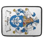 Escudo de la familia de Gilgen Funda Para Macbook Pro