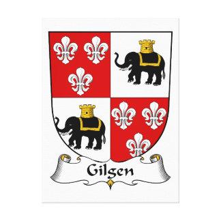 Escudo de la familia de Gilgen Impresiones En Lona