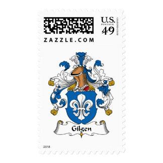 Escudo de la familia de Gilgen Sello