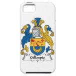 Escudo de la familia de Gillespie iPhone 5 Cobertura