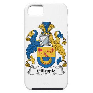 Escudo de la familia de Gillespie iPhone 5 Funda