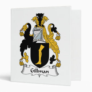 Escudo de la familia de Gillman