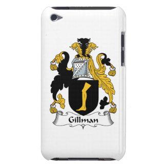 Escudo de la familia de Gillman iPod Touch Case-Mate Fundas
