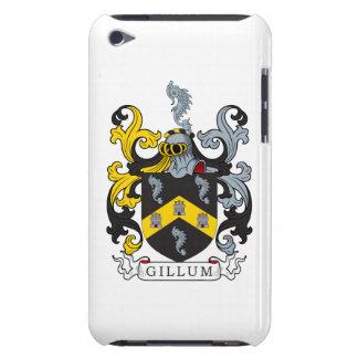 Escudo de la familia de Gillum Funda iPod