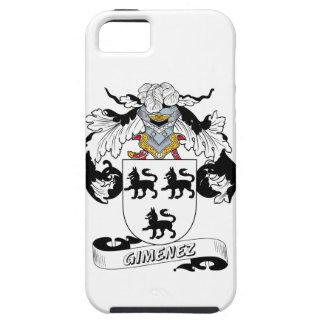 Escudo de la familia de Gimenez iPhone 5 Carcasas