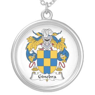 Escudo de la familia de Ginebra Joyerías