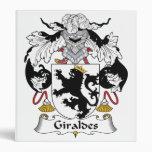 Escudo de la familia de Giraldes