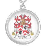 Escudo de la familia de Girardot Pendiente