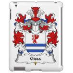 Escudo de la familia de Gissa