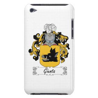 Escudo de la familia de Giunta iPod Touch Protector
