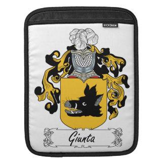 Escudo de la familia de Giunta Manga De iPad