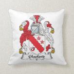 Escudo de la familia de Glasford Cojines