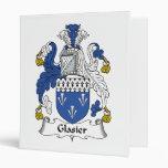 Escudo de la familia de Glasier