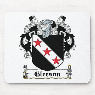 Escudo de la familia de Gleeson Tapetes De Raton