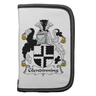 Escudo de la familia de Glendinning Planificador