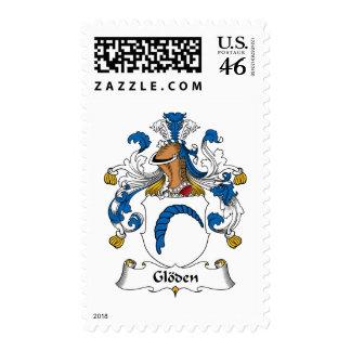 Escudo de la familia de Gloden