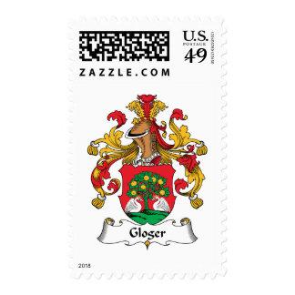 Escudo de la familia de Gloger Sellos