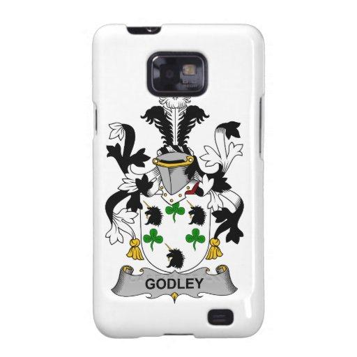 Escudo de la familia de Godley Galaxy SII Carcasas
