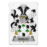Escudo de la familia de Godley iPad Mini Cárcasa