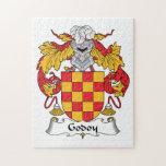 Escudo de la familia de Godoy Rompecabeza Con Fotos