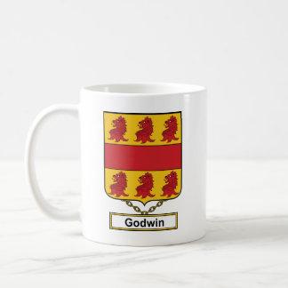 Escudo de la familia de Godwin Taza