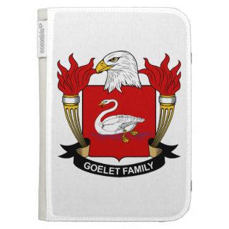 Escudo de la familia de Goelet
