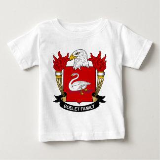 Escudo de la familia de Goelet Camiseta