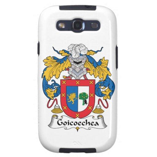 Escudo de la familia de Goicoechea Galaxy SIII Carcasas