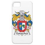 Escudo de la familia de Goicoechea iPhone 5 Case-Mate Protectores