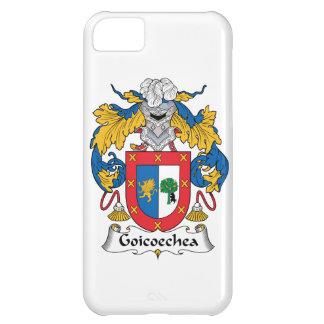 Escudo de la familia de Goicoechea Funda Para iPhone 5C