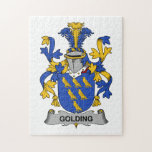 Escudo de la familia de Golding Rompecabezas