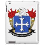 Escudo de la familia de Goldsborough