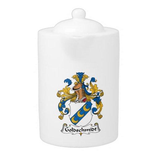 Escudo de la familia de Goldschmidt