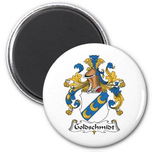 Escudo de la familia de Goldschmidt Iman