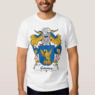 Escudo de la familia de Gomes Camisas