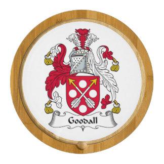 Escudo de la familia de Goodall