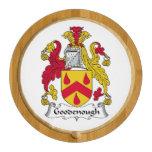 Escudo de la familia de Goodenough