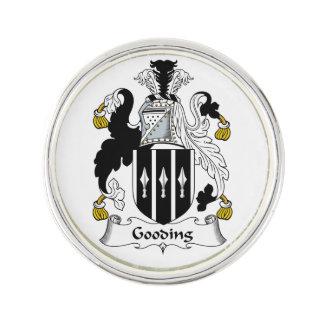 Escudo de la familia de Gooding Pin