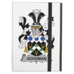 Escudo de la familia de Goodman
