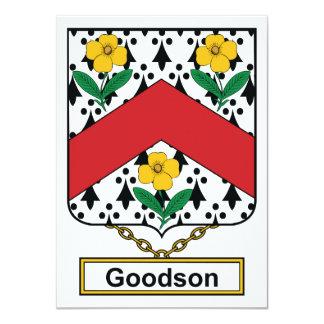 Escudo de la familia de Goodson Anuncios Personalizados