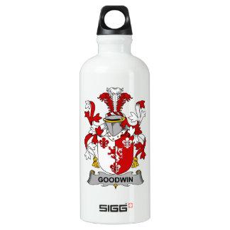 Escudo de la familia de Goodwin Botella De Agua