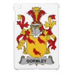 Escudo de la familia de Gormley iPad Mini Fundas