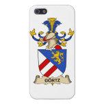 Escudo de la familia de Görtz iPhone 5 Cobertura