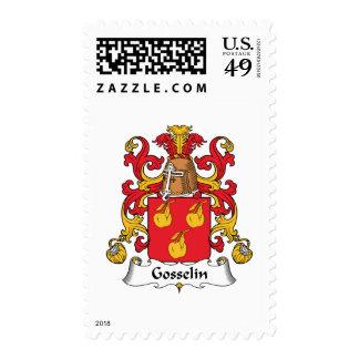 Escudo de la familia de Gosselin Envio