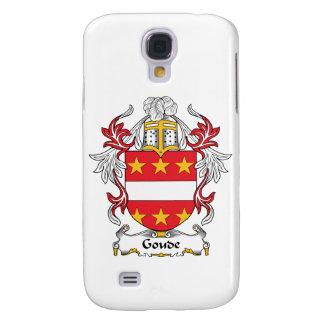 Escudo de la familia de Goude Funda Para Galaxy S4